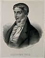 Count Alessandro Giuseppe Antonio Anastasio Volta. Lithograp Wellcome V0006104.jpg