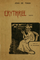Cover Erythrée Jean de Tinan.png