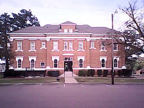 Covington County Courthouse, Collins, MS 2015.jpg