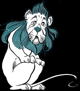 Cowardly Lion - Image: Cowardly Lion