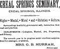 Creal Springs Seminary ad 1891.jpg