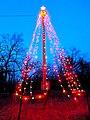 Cross Plains Hilltop Christmas Tree - panoramio.jpg