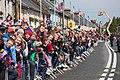 Crowd watches Barack Obama in Moneygall, Ireland.jpg