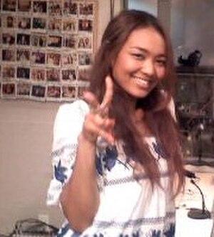 Crystal Kay - Crystal Kay at a radio station in 2008