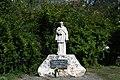 Csolnok, Nepomuki Szent János-szobor 2021 01.jpg