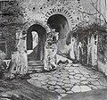 Csontváry Kosztka Tivadar - 1898 körül - Pompei, Porta Marina.jpg
