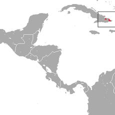 Cuban Solenodon area.png