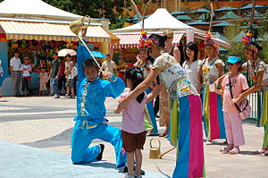 Ocean Park Hong Kong - The Culture Show