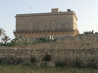Mosta - Cumbo Tower