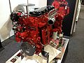 Cummins ISBe5 engine on display at the 2013 Australian Bus & Coach Show.jpg