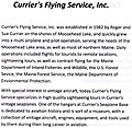 Currier's Flying Service, Inc., Moosehead Lake, Maine.jpg