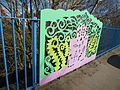 Cutting Edge - railings designed by Anuradha Patel - Northbrook Street, Ladywood (25169373771).jpg