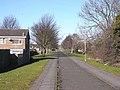 Cycleway, Cramlington - geograph.org.uk - 1734299.jpg