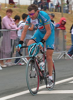 Laurent Brochard al Campionat de França de 2006