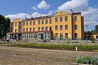 Częstochowa Stradom train station.jpg