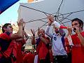 Czech fans in Wrocław - Euro 2012.jpg
