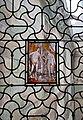 """Détail vitrail """"Adam et Eve"""", Château de Chaumont-sur-Loire.JPG"""