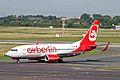 D-AHXE 2 B737-7K5W Air Berlin DUS 27JUN11 (5884351812).jpg
