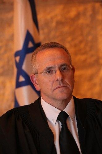 David Mintz (judge) - David Mintz