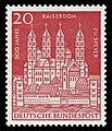 DBP 1961 366 900 Jahre Kaiserdom Speyer.jpg