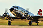 DC-3 - Flying Legends Duxford 2015 (19607241845).jpg