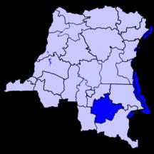 Sous-Région du Haut-Lomani