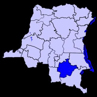 Haut-Lomami District District in Katanga, Democratic Republic of the Congo