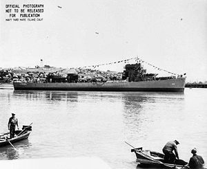 USS Emery (DE-28) - Image: DE 28