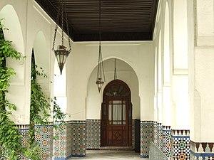 Grand Mosque of Paris - Image: DSCF0249