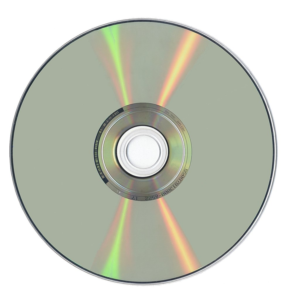 DVD-Video bottom-side