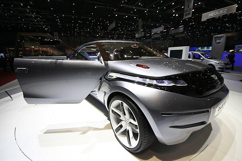 Dacia Duster Salon de l%27Auto
