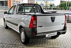 Dacia Logan Pick-Up 20090712 rear.JPG