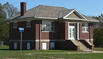 Dallas SD Carnegie library from NW 1.JPG