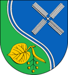Wappen der Gemeinde Dammfleth
