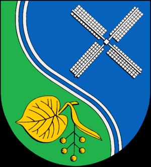 Dammfleth - Image: Dammfleth Wappen