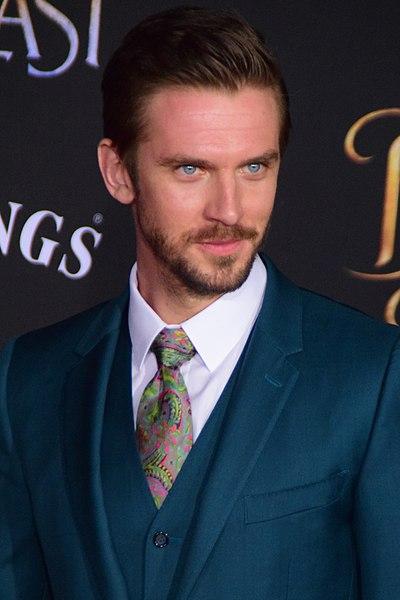 Dan Stevens, English actor