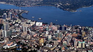 Dar es Salaam Largest city in Tanzania