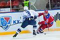 Datsyuk and Jaakola 2012-11-02 CSKA Moscow—Amur Khabarovsk KHL-game.jpeg