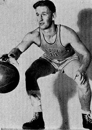 """Dave Quabius - Quabius from the 1939 """"Hilltop"""""""