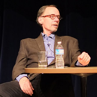 David Carr (journalist) - Carr at the 2013 PuSh International Performing Arts Festival