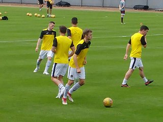 David Ferguson (footballer, born 1996) Scottish footballer