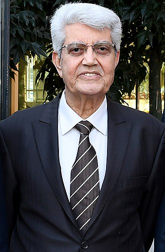 David Levy (Israeli politician) - Image: David Levy (26927184749) (cropped)