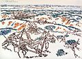 David Milne - Shell Holes and Wire at the Old German Line on Vimy Ridge.jpg
