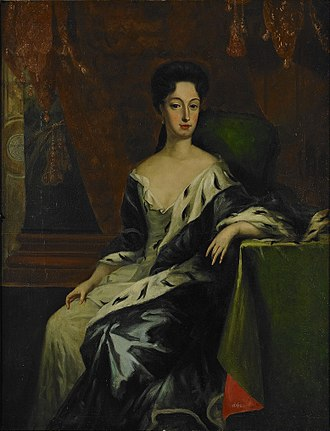 Hedvig Sophia of Sweden - Princess Hedvig Sofia by David von Krafft