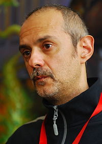 Davide Reviati - Lucca Comics and Games 2011.jpg