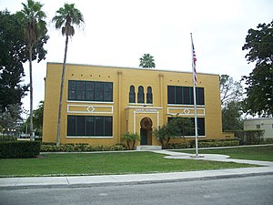 Davie, Florida - Old Davie School Historical Museum