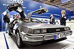 DeLorean DMC-12 - Back to the Future – CeBIT 2016 01.jpg