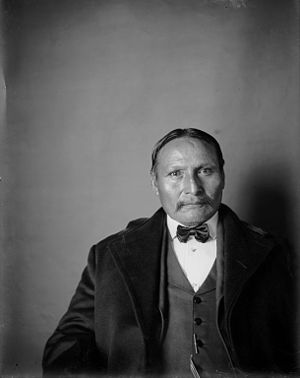 Lone Wolf v. Hitchcock - Lone Wolf (the younger) in 1902, plaintiff