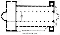Dehio 50 Augsburg Dom