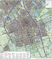 Delft-topografie